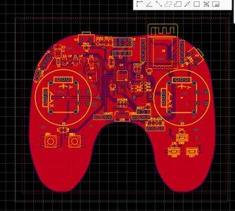 JLCPCB: Four-axis Remote Control