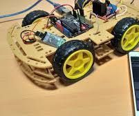 Voice Controlled Car Home Made