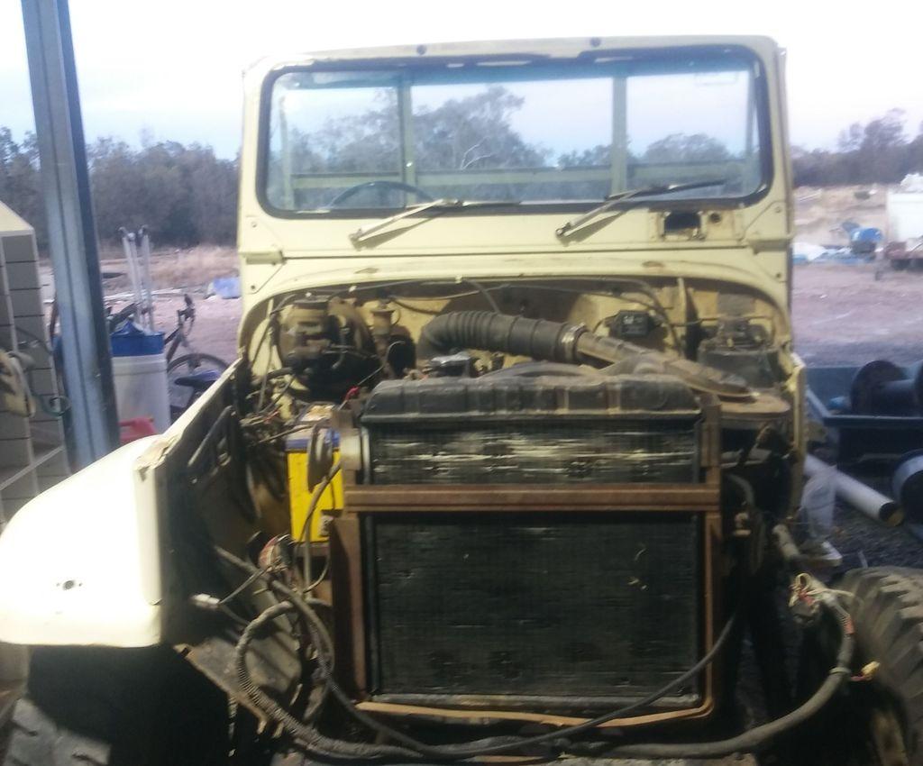 Restoring a 1979 Land Cruiser