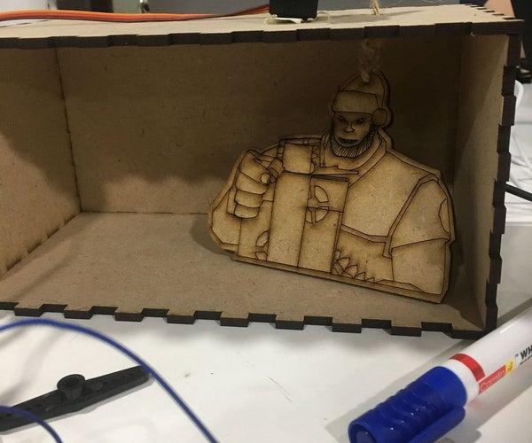 Christmas Hoovy Box
