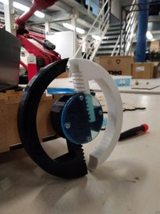Adaptive Field Robot