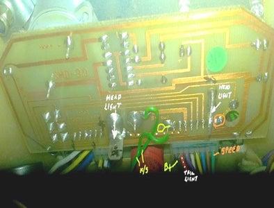 NEED help understanding Circuit board  & Wires ?