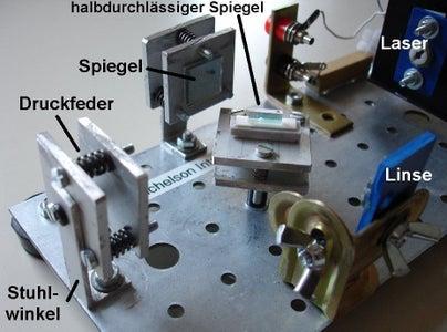The Jamin-interferometer, the Simplest Interferometer in the World