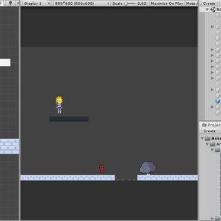Simple Unity Animation