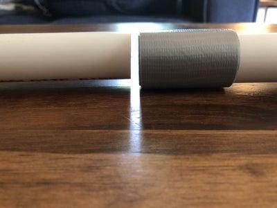 Launcher Construction: PVC Sections