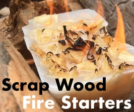 Cheap Water Resistant Fire Starters