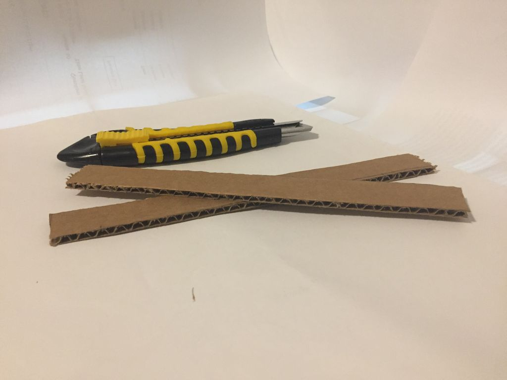 Picture of Building the Neck of the Headphone Stand