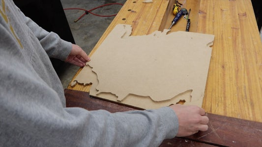 Carving Out MDF Layers With the X-Carve