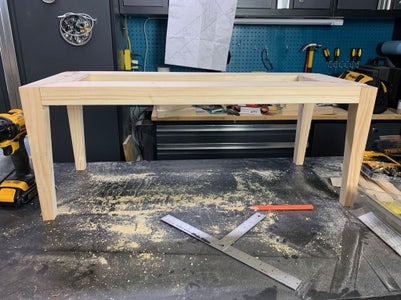 Make New Base With Legs