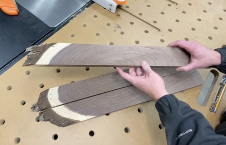 Pick Mounting Location & Select/Prepare Wood