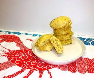 模仿红龙虾切达湾饼干