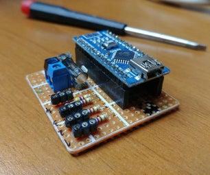 3 Channel Digital LED Strip WS2812 Controller