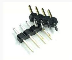 Resistors 1kΩ & 4-pin Header