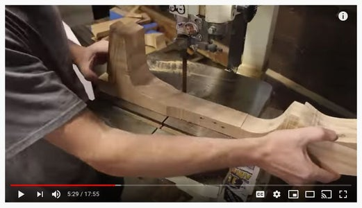 Carving Neck