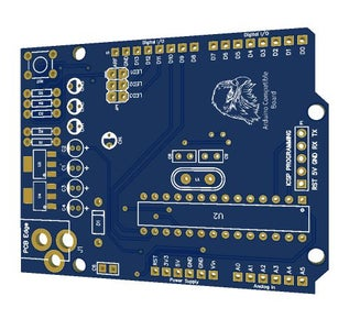 Printed Circuit Board Project