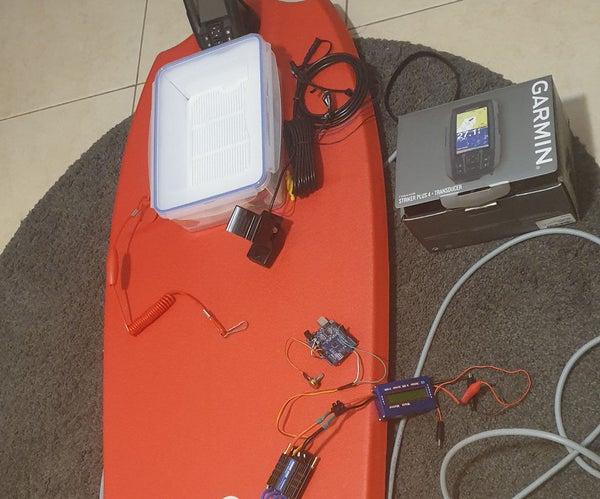 Electric Surfboard