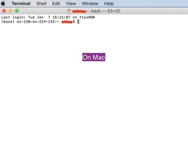 Grab a Terminal Emulator