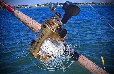 Fishing Line Hangers
