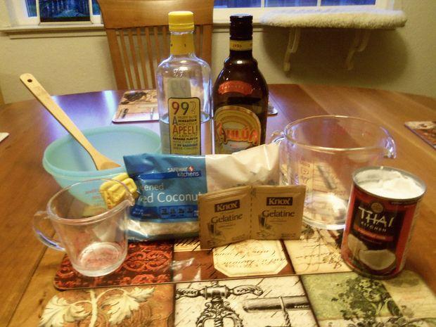Preparing Your Ingredients & Mixing 'em Together!