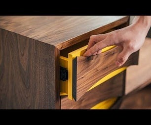 Add Easy and Fun Drawers to Any Cabinet