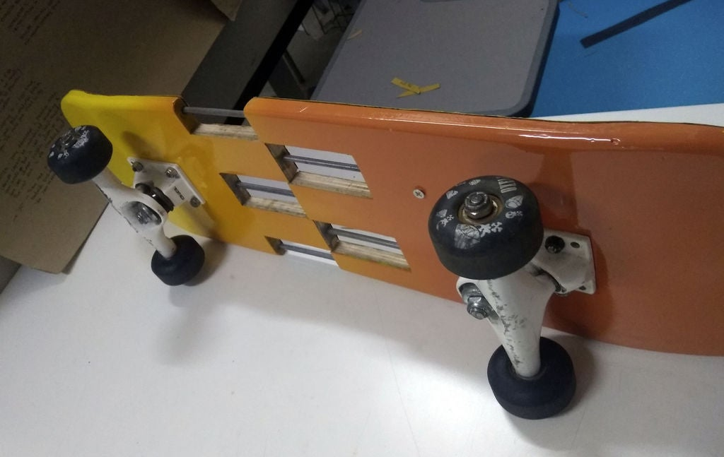 Picture of Skateboard That Grows With You