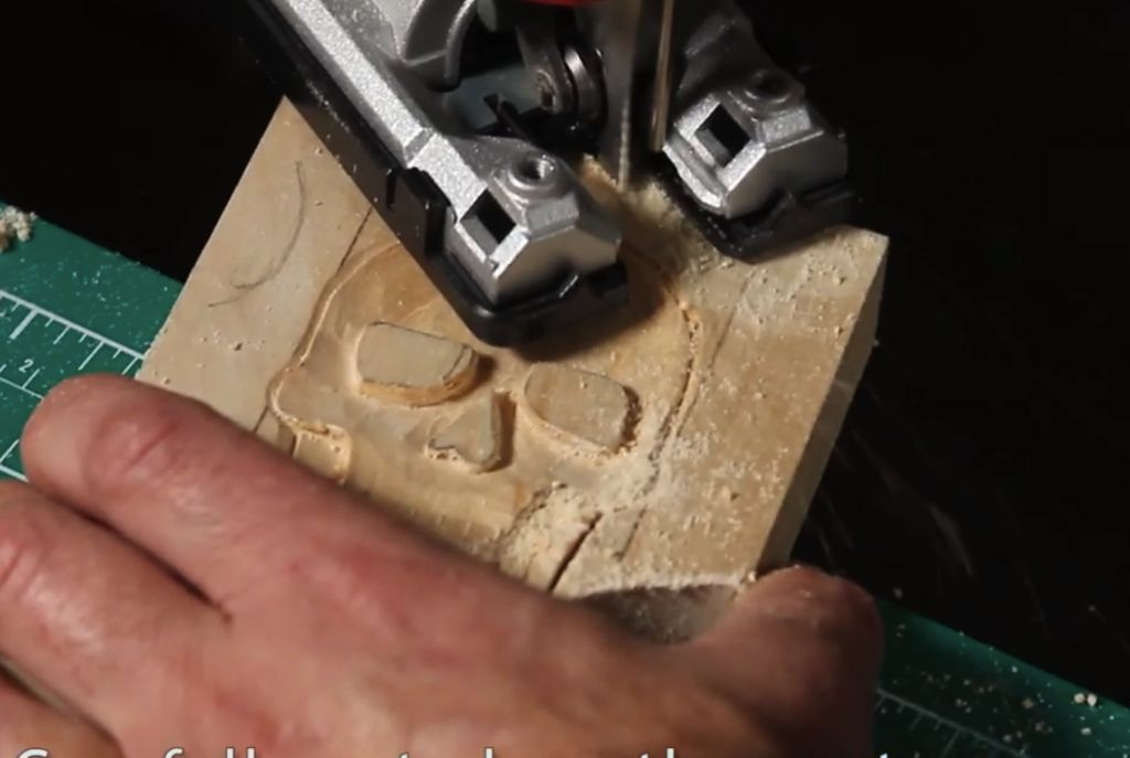 Picture of Dangerous Part With the Jigsaw
