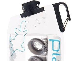 鸭嘴兽水瓶SLA 3D打印冲洗站