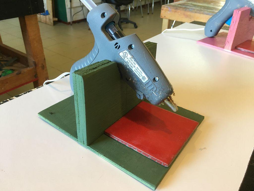 Picture of Hot Glue Gun Holder