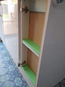 Concealed Storage for 'Essential' Household Items