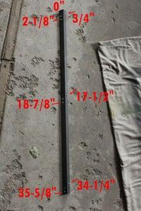 Legs - Angle Iron: Measuring