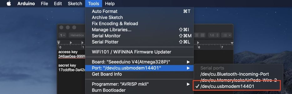 Connect Your Arduino Board to Your Computer