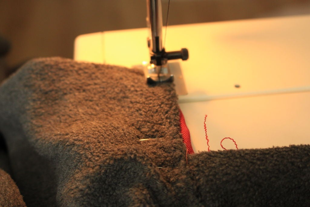 Picture of Sewing Everything Together