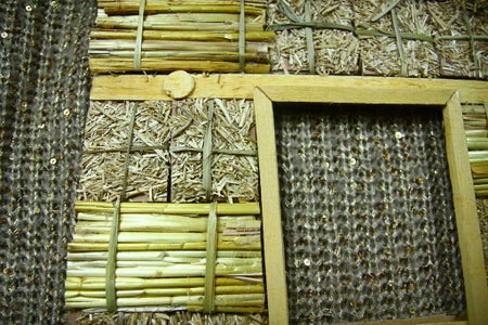 Make the Sets:  Straw House