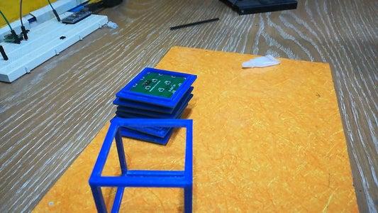 Assembling the Cube