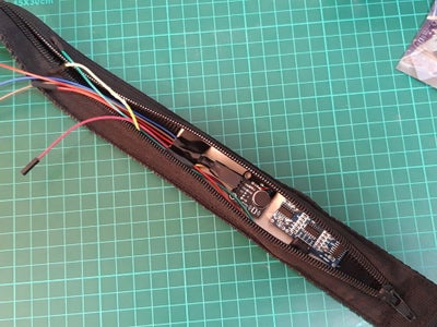 Wiring the Circuit