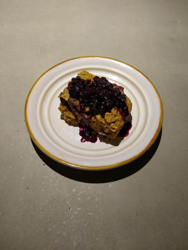 Picture of Top With Fruit Compote or Maple Syrup