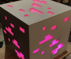 Minecraft Block Light