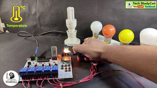 Temperature and Light Controlled Mode