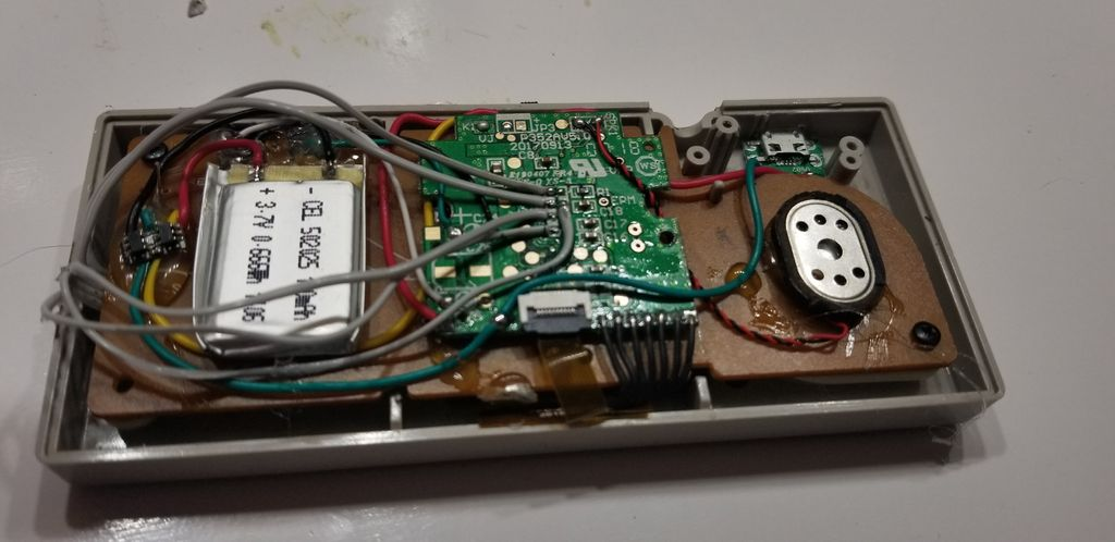 Picture of The Rest of the Wiring