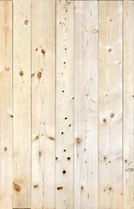 Stage Materials and Decide on Type of Wood You Want to Use