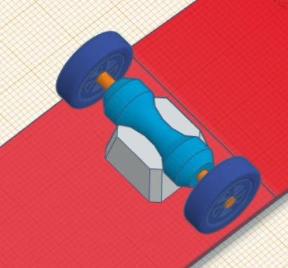 Picture of Design the Skateboard Tyres