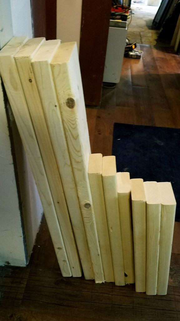 Picture of The Wood Working Portion - Part One: Cutting and Framing