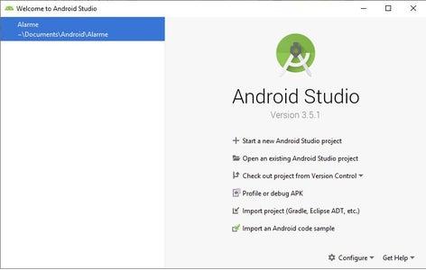 Projeto Android Passo 1 De 8: Criando Um Novo Projeto