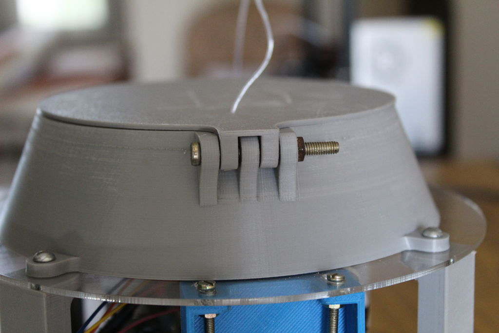 Picture of Lid Opening Mechanism