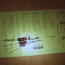 Resistor  Reading Tips