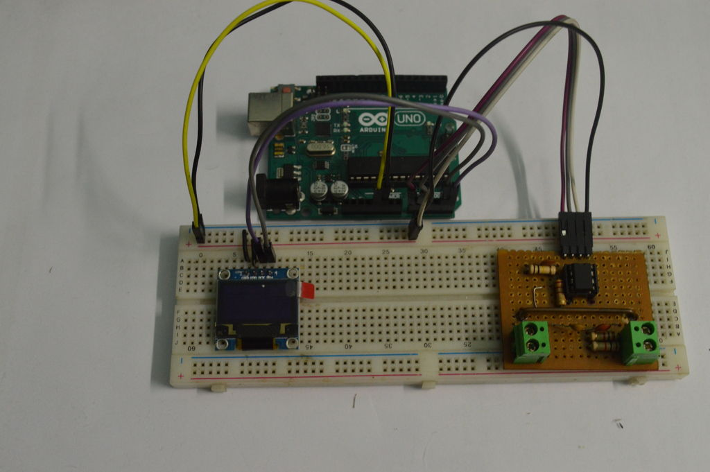 Picture of Connecting the Module With Arduino