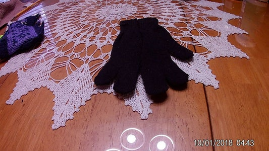 Adding the Side Gloves (Part 1)