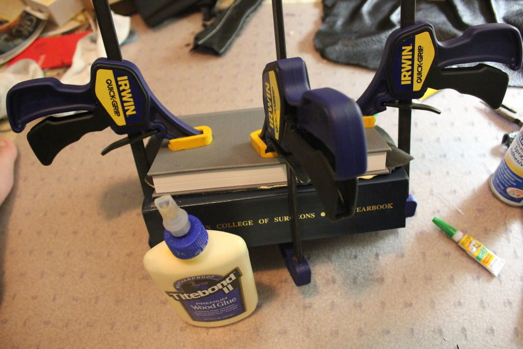 Picture of First Gluing