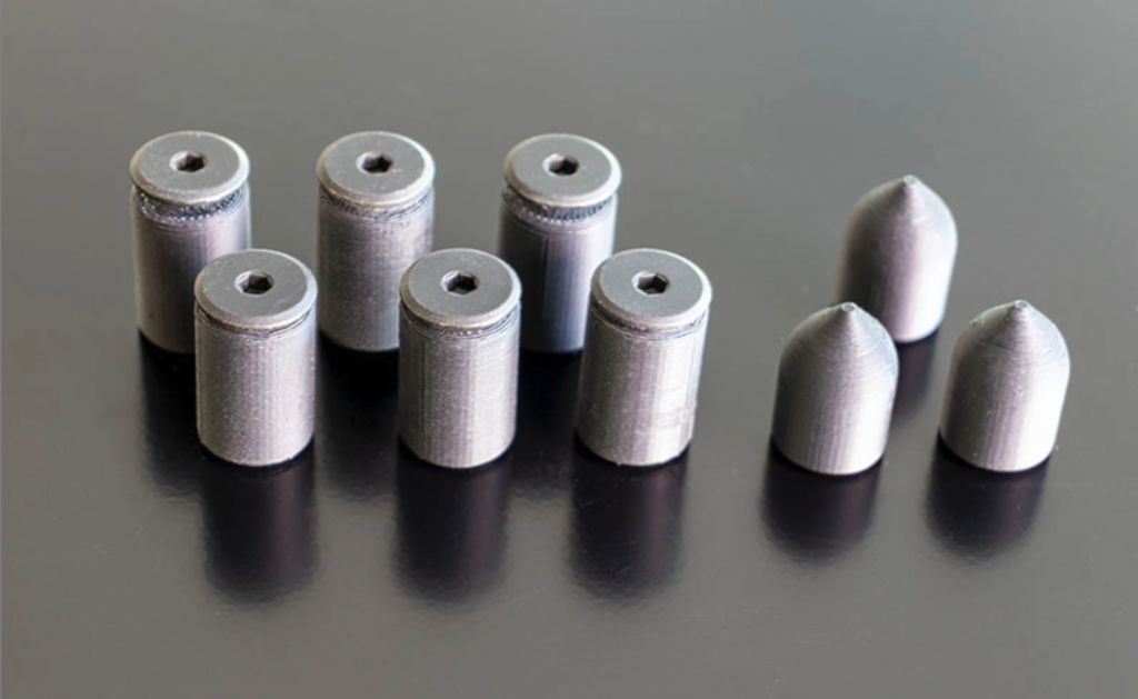 Picture of Magclips  - Magnetic Material Retention Clips for Laser Cutters