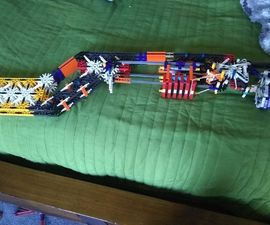 Apocalypse- the K'nex Pump Action Shotgun